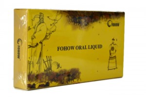 FOHOW  ORAL LIQUID Kordiceps chiński